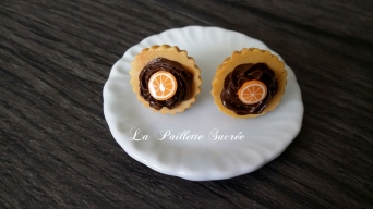 Les Gourmandes Chocolat-Orange